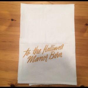Charmed TV Series Kitchen/Tea Towel